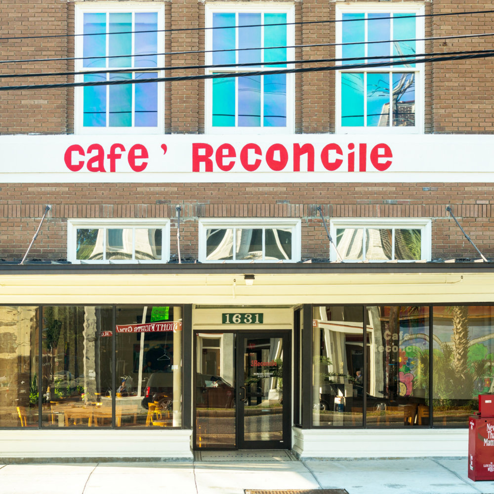Cafe Reconcile